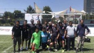 Kayseri Görme Engelliler Spor Kulübünde hedef 3 puan