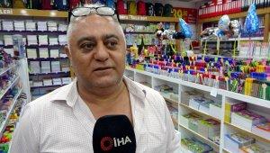 Kayseri'de bir ilkokul öğrencisinin çantası en ucuz 200 TL'ye doluyor
