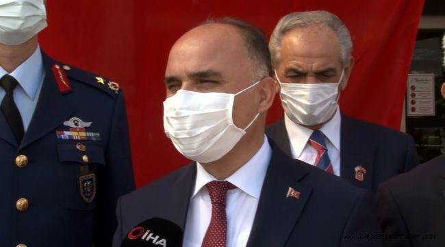 Kayseri'de vaka yoğunluğunun nedeni gurbetçiler ve vatandaşların kapalı alanlarda bir araya gelmesi