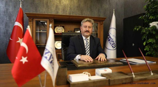 Yatırım ve ticaret şehri Kayseri'den bir başarı daha