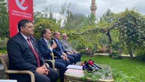 """YRP Genel Başkanı Erbakan: """"Aşıların kuyruklu, hayvan postuna sahip insanların doğumu gibi korkunç sonuçlara yol açabilmesi mümkün"""""""