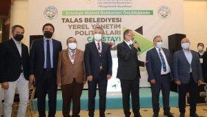 'Talas Belediyesi Yerel Yönetim Politikaları Çalıştayı' gerçekleştirildi