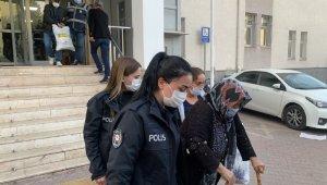 4 yıl 2 ay kesinleşmiş cezası olan kadın yakalandı