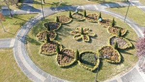 Doğaya ve çevreye değer veren Kocasinan, her mevsim rengarenk