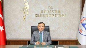 ERÜ'ye 54 bin öğrenci kayıt yaptırdı