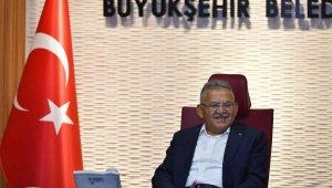 Kayseri Büyükşehir Belediyesi, faiz gideri olmayan tek büyükşehir belediyesi oldu
