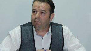 Kayseri Futbol İl Temsilcisi Mehmet Yücel: