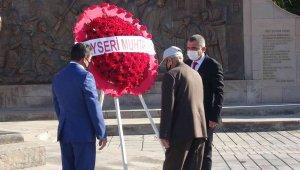 Kayseri'de 19 Ekim Muhtarlar Günü Kutlandı
