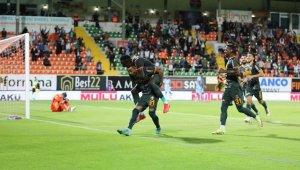 Kayserispor ilk kez 6 gol yedi
