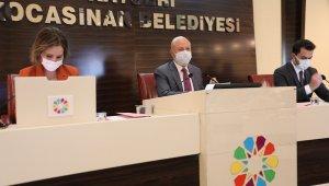 Kocasinan'da ekim ayı meclis toplantısı gerçekleştirildi