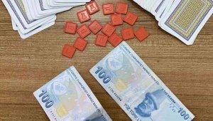 Kumar oynayan 22 kişi yakalandı