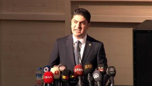 """MHP Genel Başkan Yardımcısı Özdemir: """"Hedefi sözde Kürdistan olan projelere sessiz kalacak değiliz"""""""