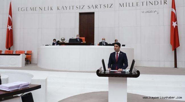 """MHP'li Özdemir: """"Bünyan'a Açık Hava Müzesi kurulmalıdır"""""""