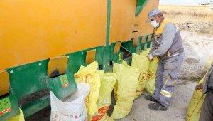"""""""Talas Belediyesi'nin tohum eleme makinesi işimizi kolaylaştırdı"""""""