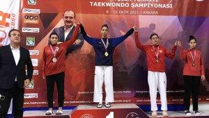 Zehra Kaygısız Türkiye Şampiyonu oldu
